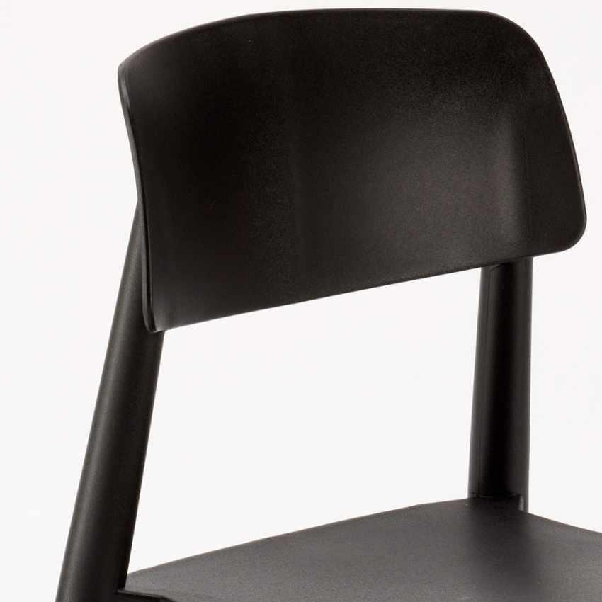 Sedie per Cucina e Bar Polipropilene e Legno Design Belloch Barcellona - promo