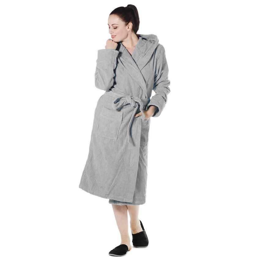 Svad Dondi SKIPPER 3 towels set + unisex bathrobe - arredamento
