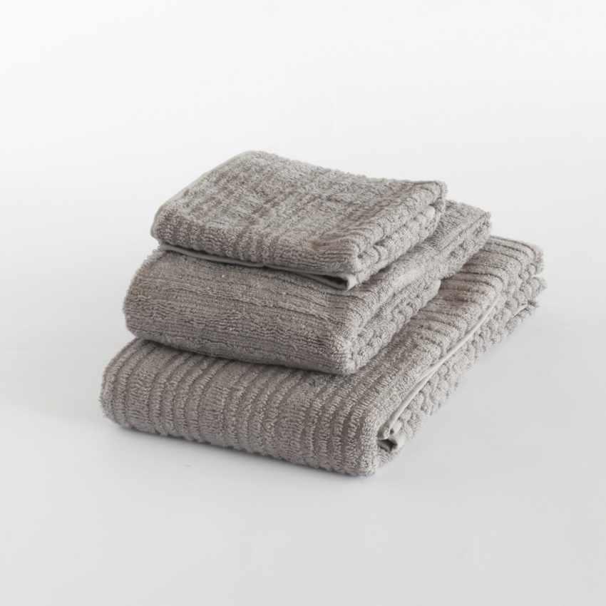 Svad Dondi TIMES SQUARE 3 towels set large medium small - migliore
