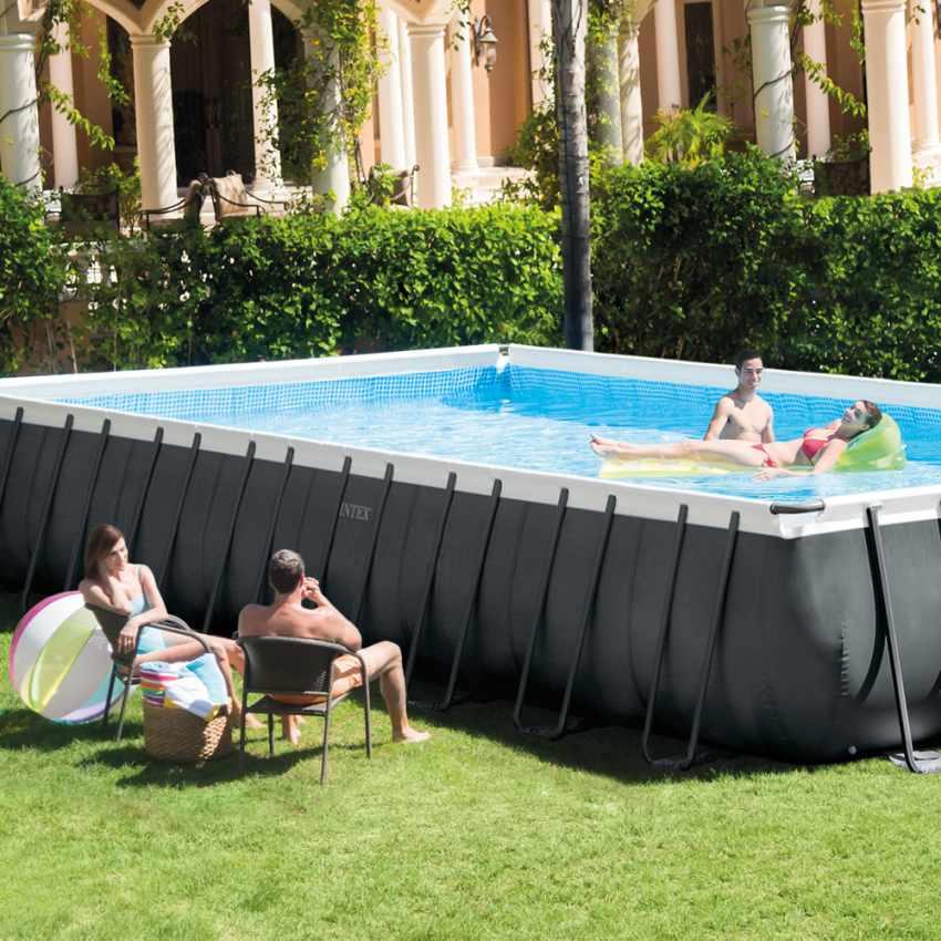 piscine hors sol intex 26378 ex 26376 rectangulaire ultra frame volley ball 975x488x132. Black Bedroom Furniture Sets. Home Design Ideas