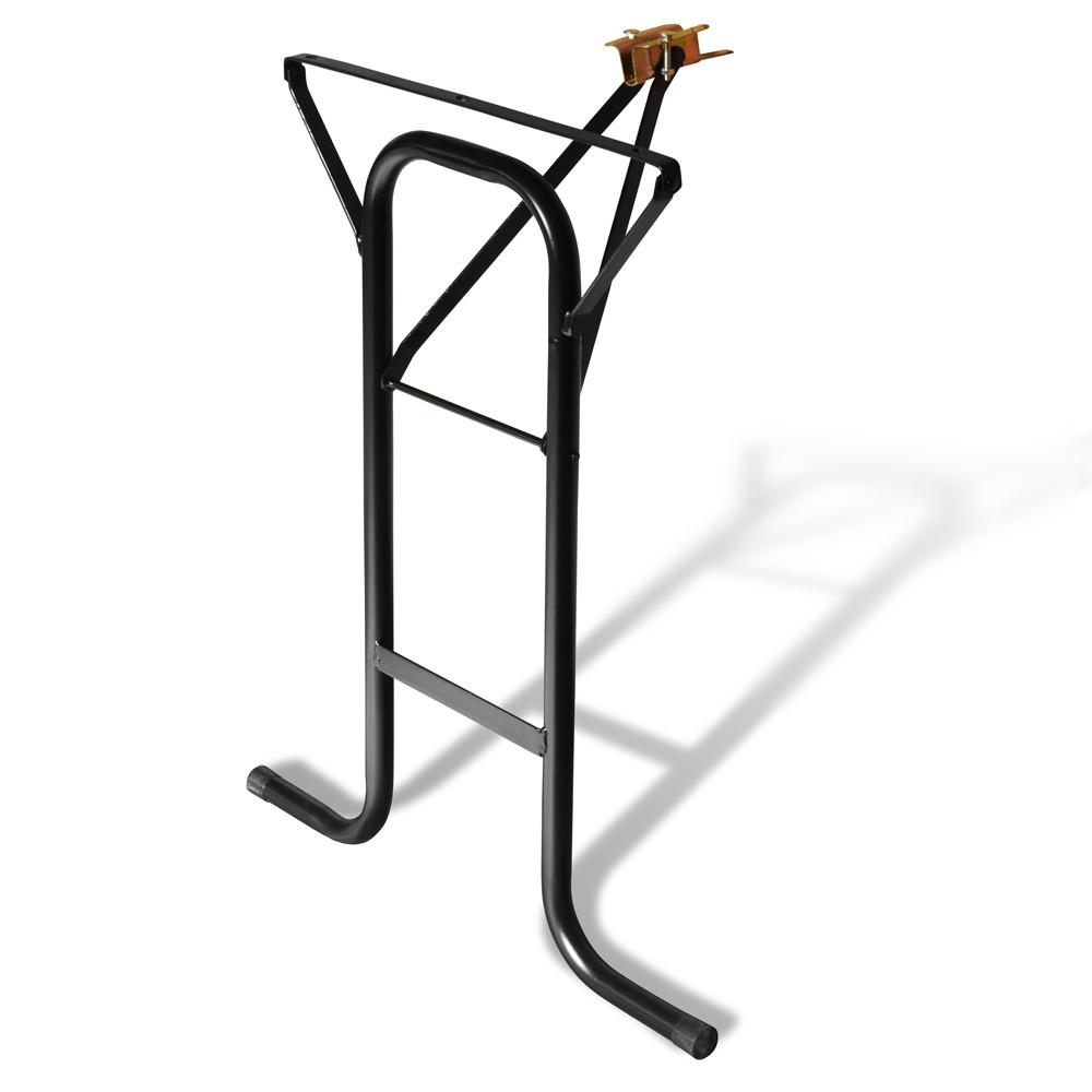 GA220TAV2PZ - 2 Gambe sostitutive per tavolo richiudibile ricambio set birreria -