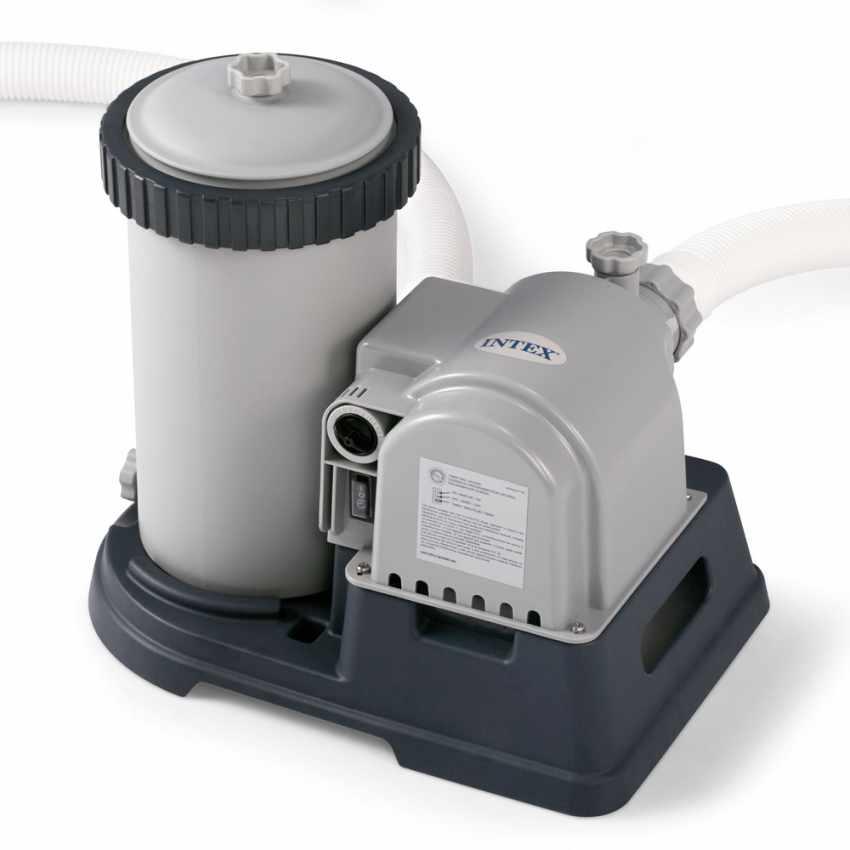 Pompa Filtro per Piscina Fuori Terra 9463l/h Intex 28634 Easy Frame - promo
