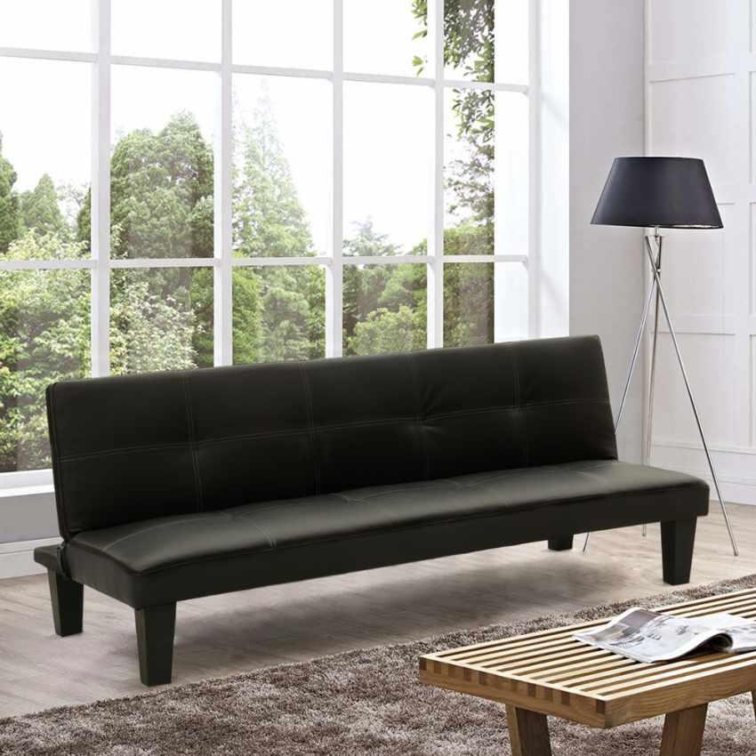 divano letto topazio living piccolo per monolocali
