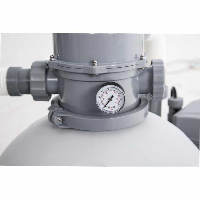 Pompa Filtro a sabbia Bestway 58404 per Piscina Flowclear - new