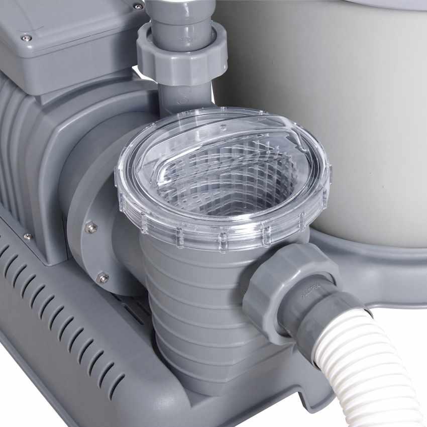 Pompa Filtro a sabbia Bestway 58404 per Piscina Flowclear - sales