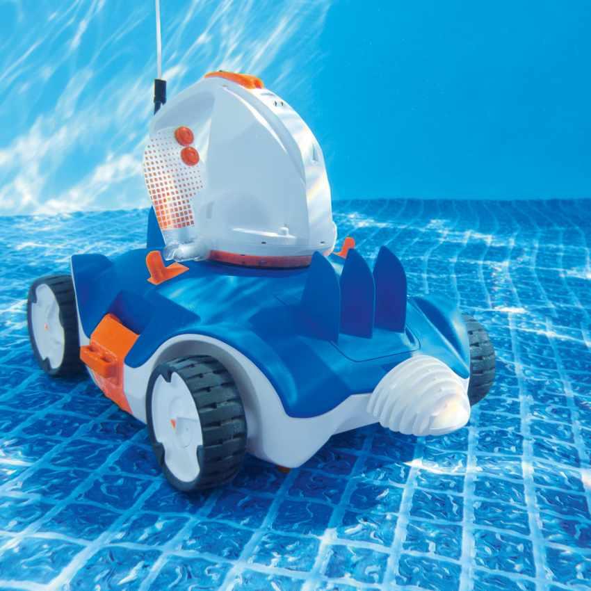 Robot Pulitore Per Pulizia Piscina Bestway 58482 Flowclear Aquatronix - arredamento
