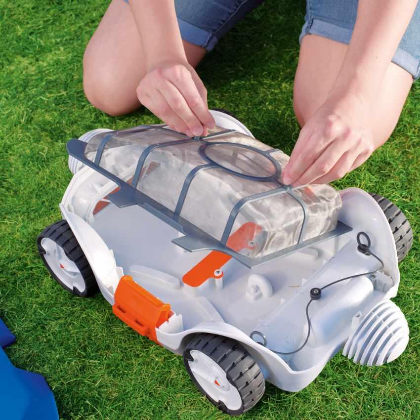 Robot Pulitore Per Pulizia Piscina Bestway 58482 Flowclear Aquatronix - offerta