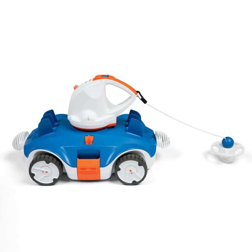 Robot Pulitore Per Pulizia Piscina Bestway 58482 Flowclear Aquatronix - scontato