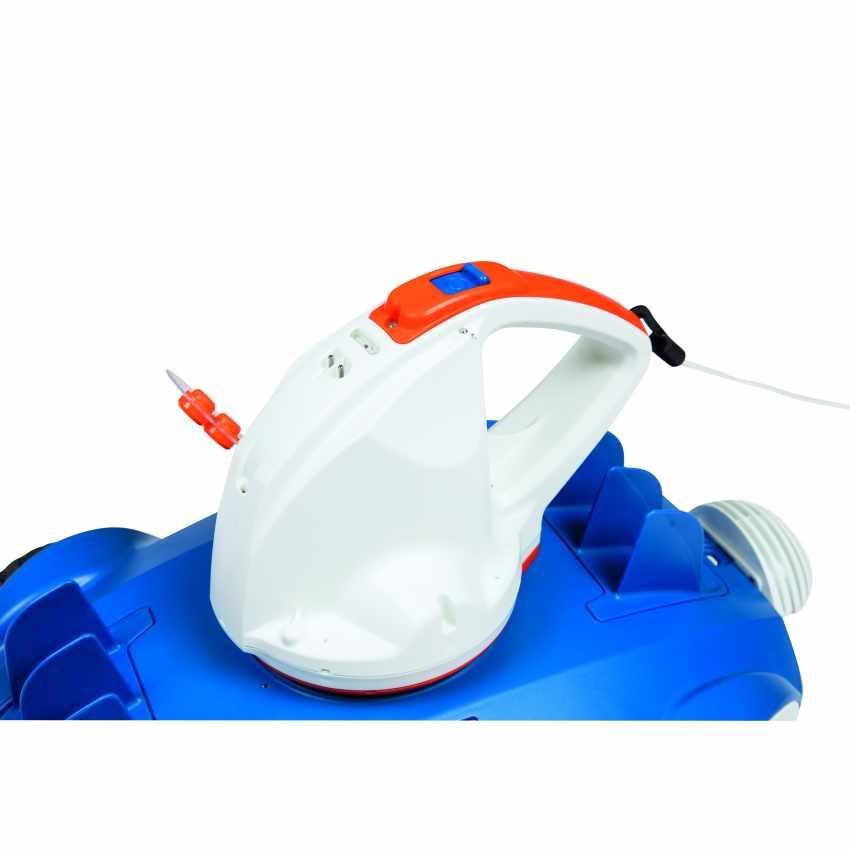 Robot Pulitore Per Pulizia Piscina Bestway 58482 Flowclear Aquatronix - foto
