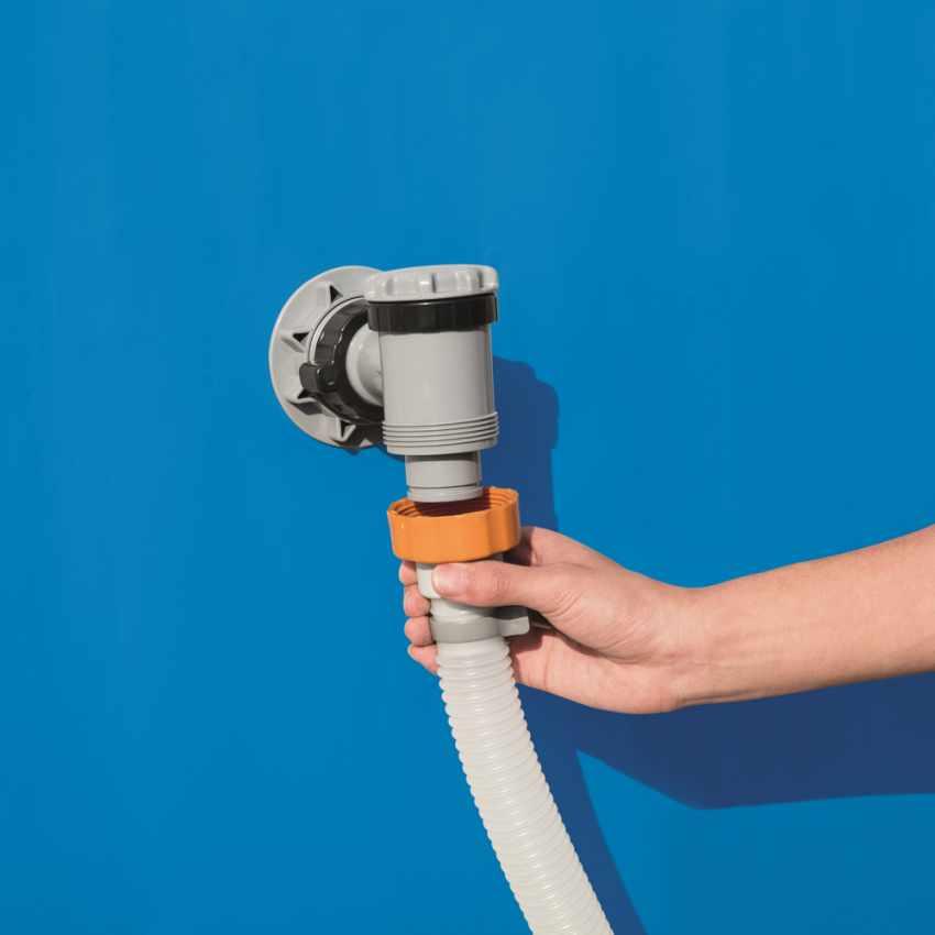 Bestway 58495 flowclear pompe filtre sable de 3785 l h pour piscine hors sol - Filtre a sable pour piscine 60m3 ...