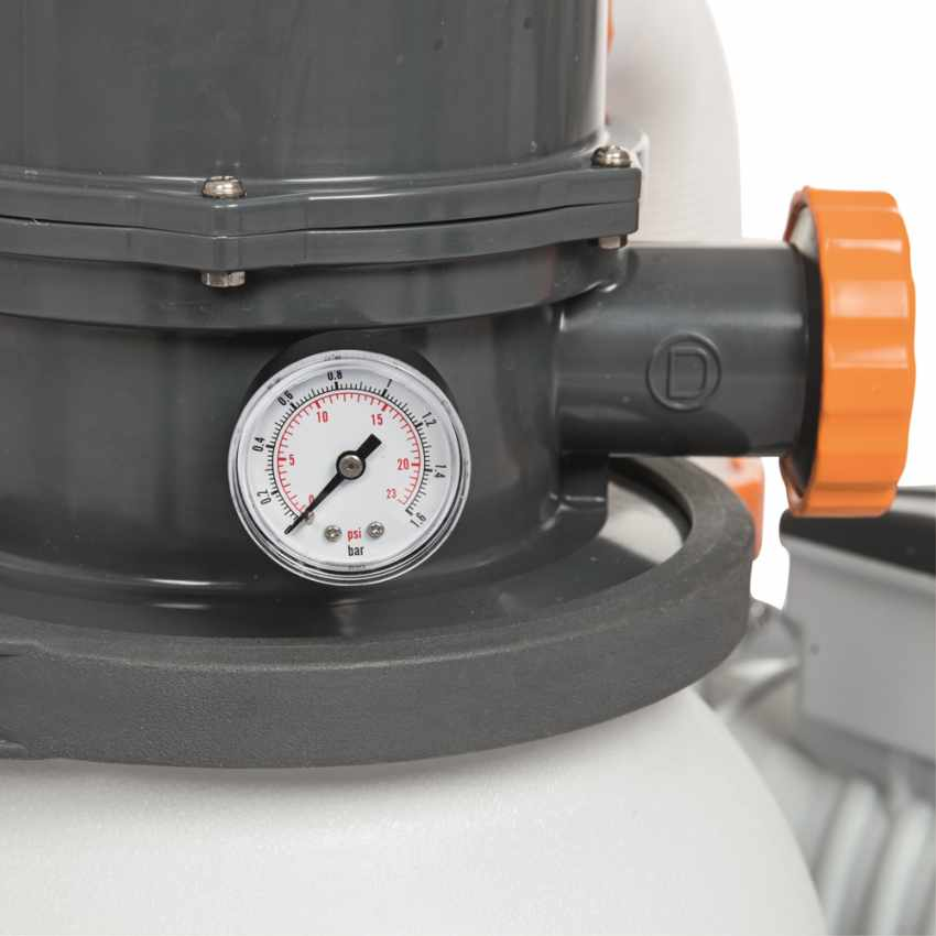 Bestway 58495 Flowclear Pompa filtro sabbia da 3785lt/h per piscina - promo