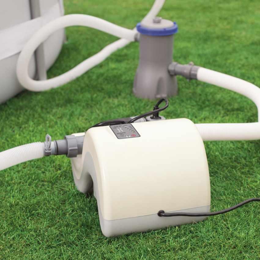 Generatore cloro clorinatore Bestway 58216 con centralina pompa filtro - promo