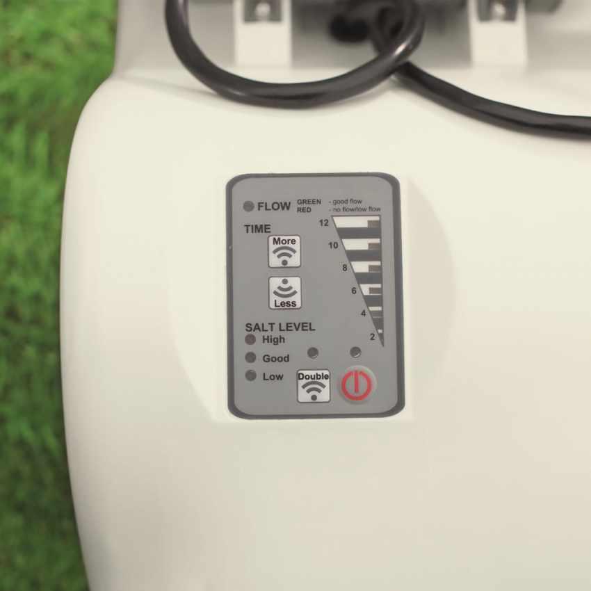 Generatore cloro clorinatore Bestway 58216 con centralina pompa filtro - forniture