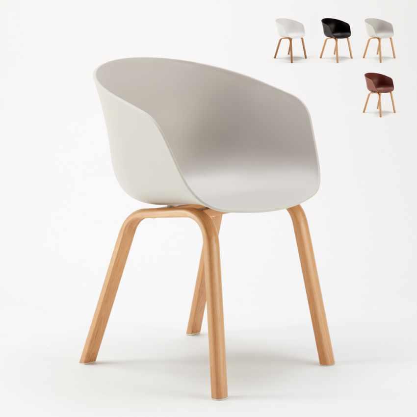 20er stock set esstischstuhle bistrostuhle esszimmerstuhle skandinavisches design bar restaurant metall holzeffekt dexer