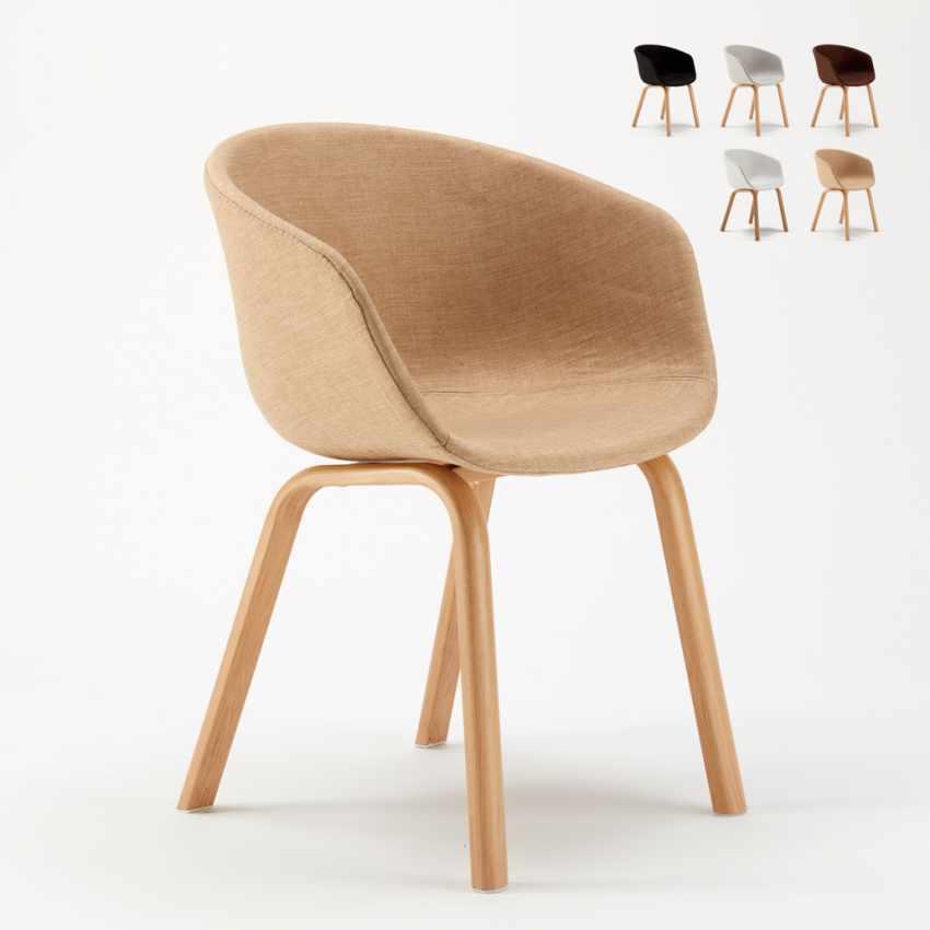 Sedie Tessuto Design.Stock 20 Sedie In Metallo Legno Tessuto Per Ristoranti Bar Design Scandinavo Komoda
