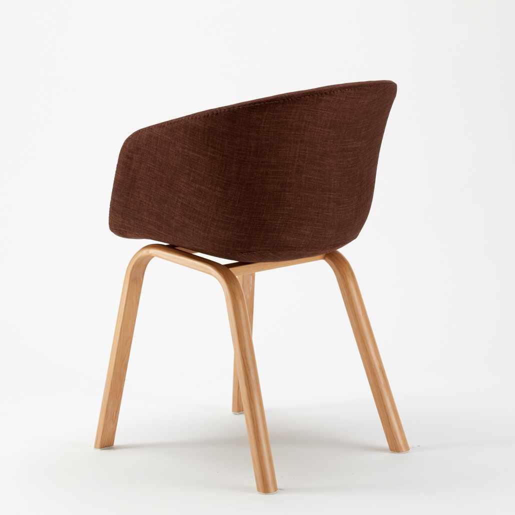 Stock 20 sedie metallo legno tessuto per ristoranti bar for Sedie tessuto design