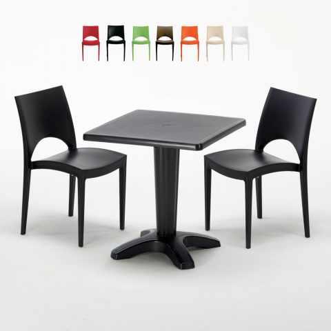 Sedie E Tavoli Da Esterno Per Bar.Sedie E Tavoli Polyrattan Per Giardino Esterni E Bar Modelli E Prezzi