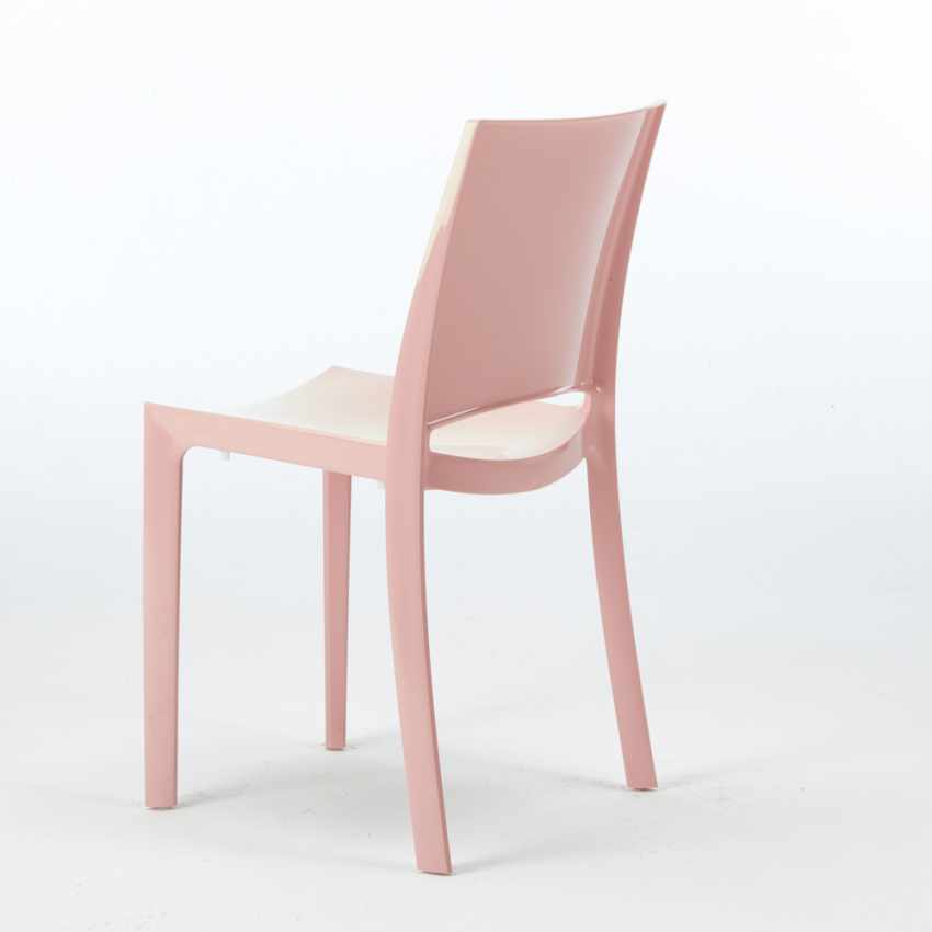 Sedie Per Cucina E Bar Lucida Grand Soleil SUNSHINE Design Moderno In Polipropilene - new