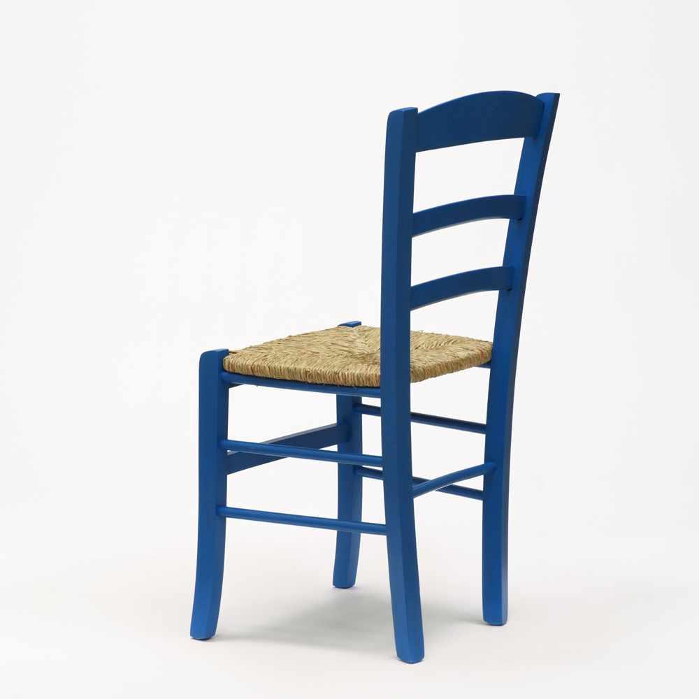 Sedia-in-legno-e-seduta-impagliata-per-cucina-bar-e-trattoria-rustica-PAESANA miniatura 31