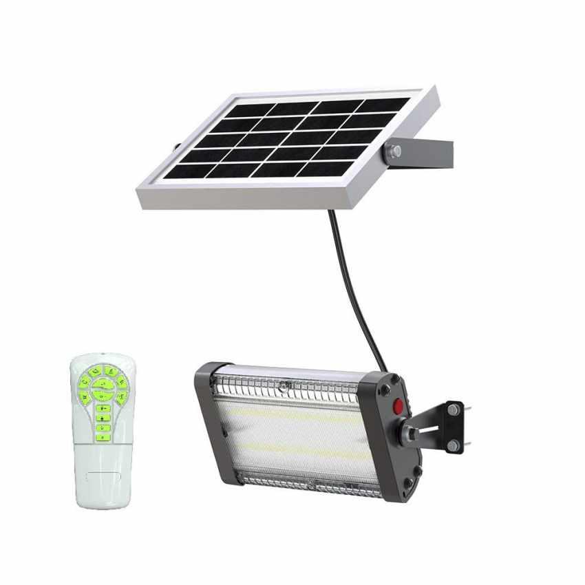 Lampe lumière solaire Led 1000 Lumens extérieur FLOOD - migliore