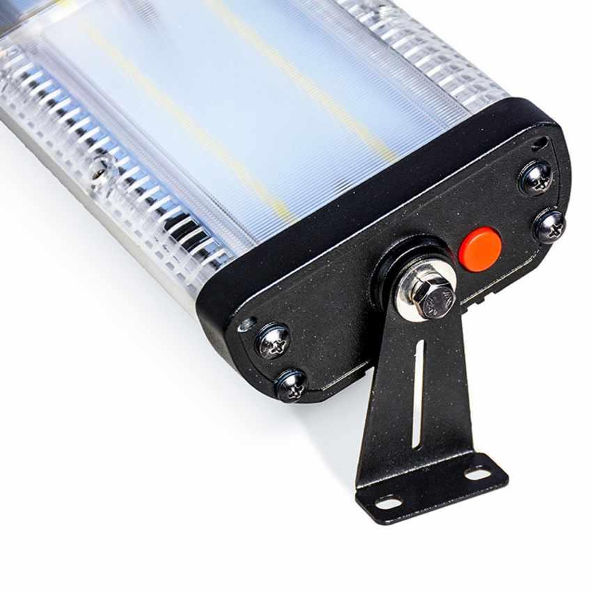 Faretto luce solare Led 1000 lumen da esterno FLOOD - prezzo