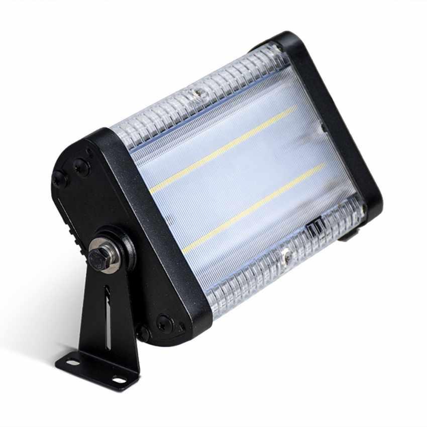 Lampe lumière solaire Led 1000 Lumens extérieur FLOOD - foto