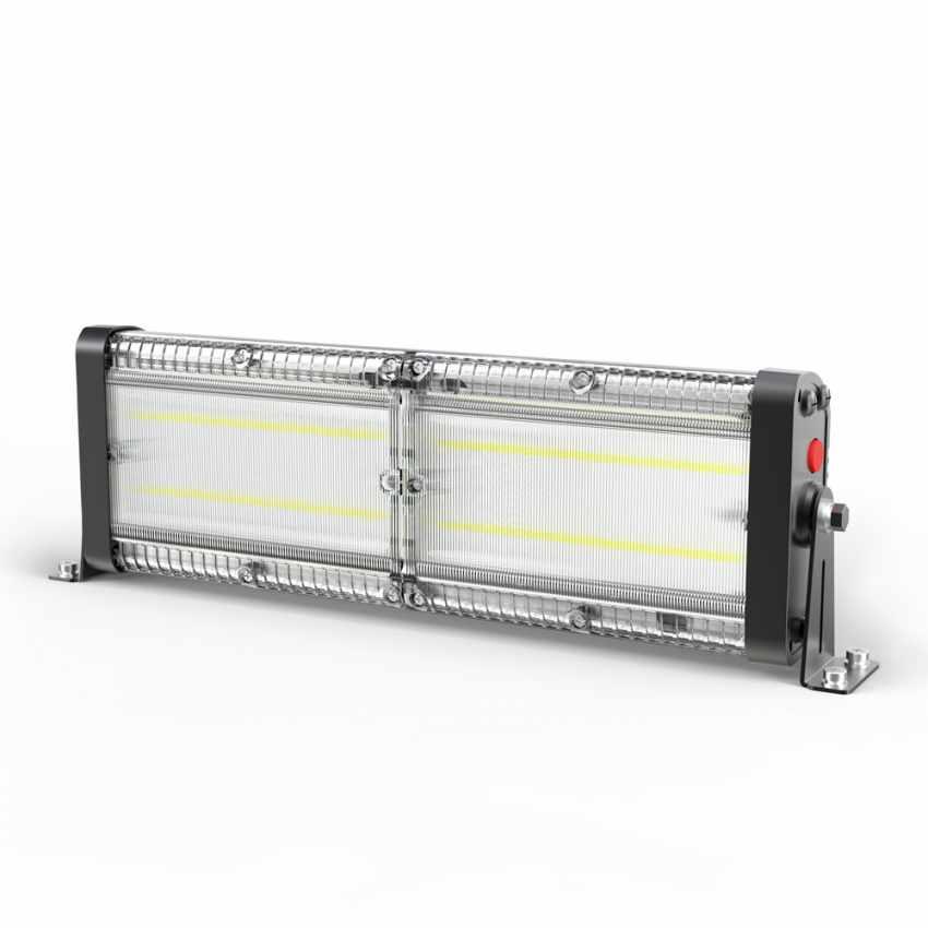 Photovoltaik Spotlight Led 5000 Lumina Garten Außen FLOOD - sales