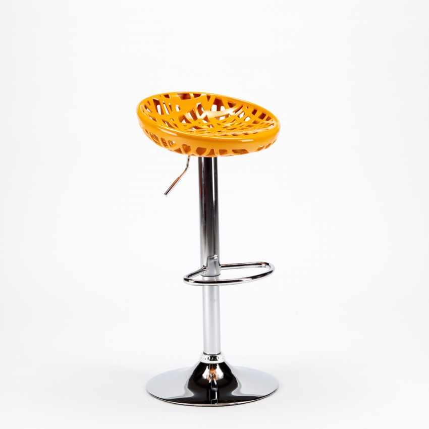 Sgabello alto da bar cucina con penisola MINNEAPOLIS Design Moderno - price