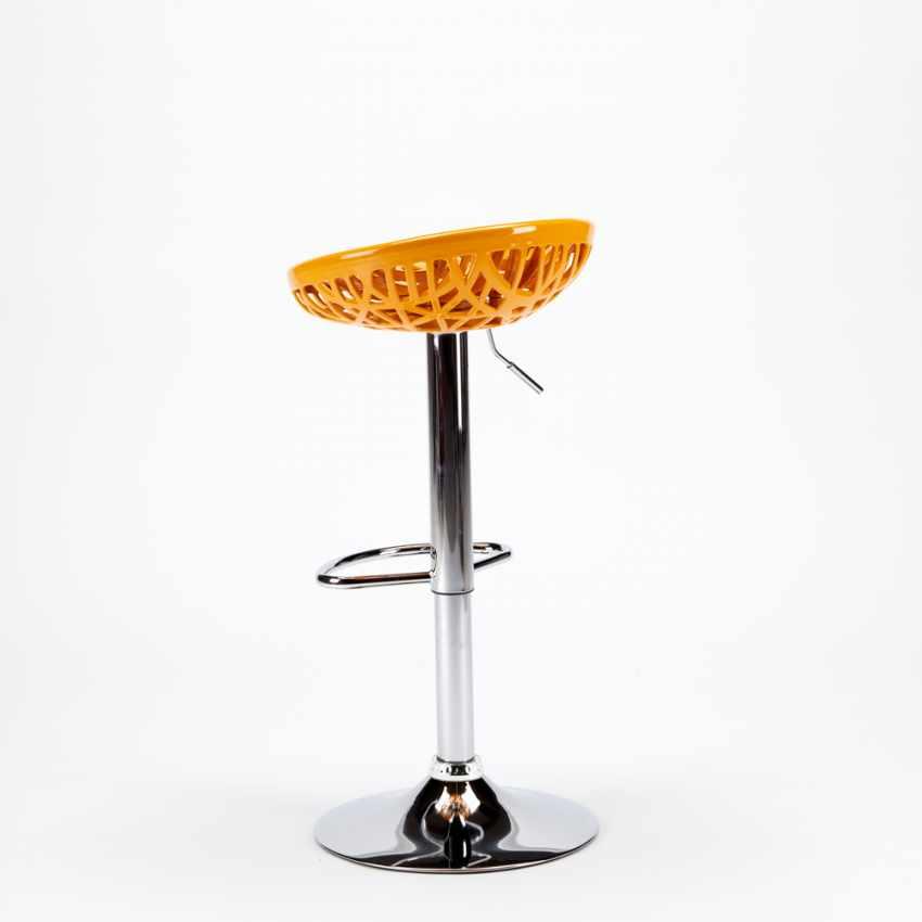 Sgabello alto da bar cucina con penisola MINNEAPOLIS Design Moderno - offert