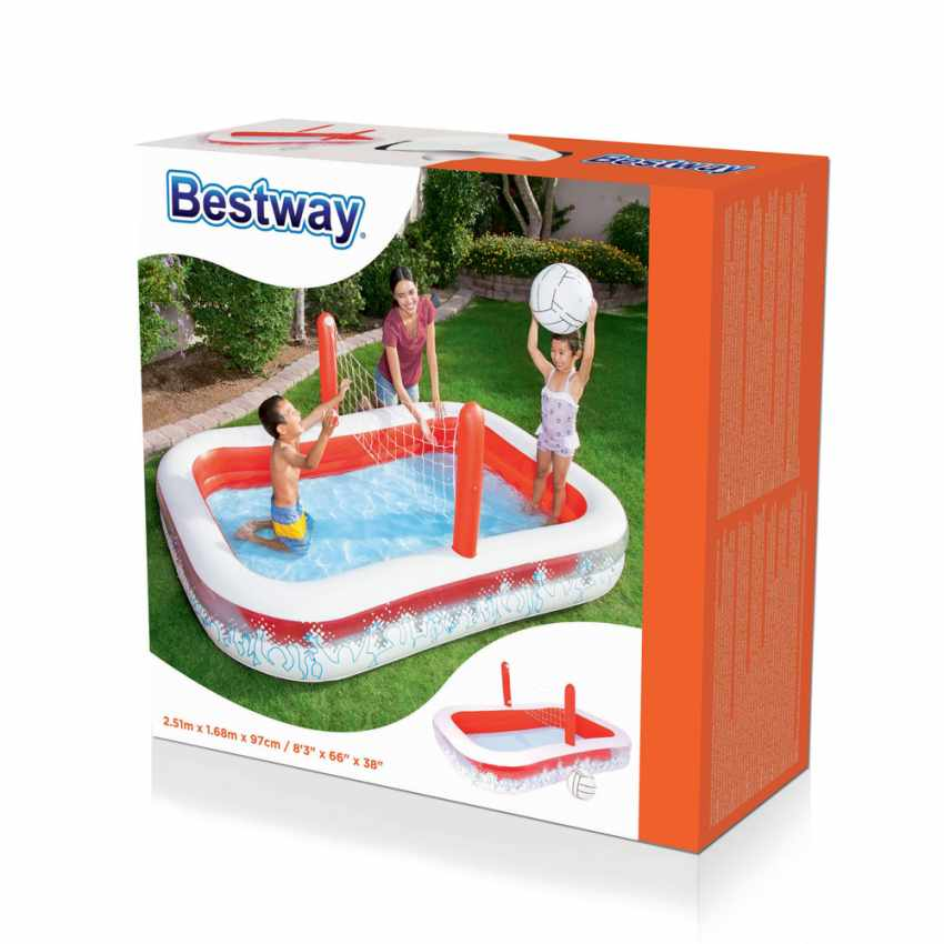 Piscine Gonflable pour Enfants Bestway 54125 Volleyball - prezzo