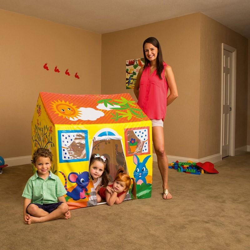 Casetta gioco per bambini Bestway 52007 da giardino interno casa - forniture