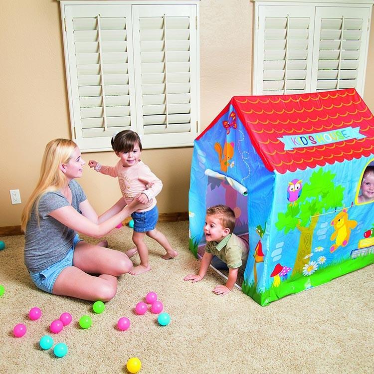 52201 - Casetta gioco per bambini Bestway 52201 montabile per giardino e casa -