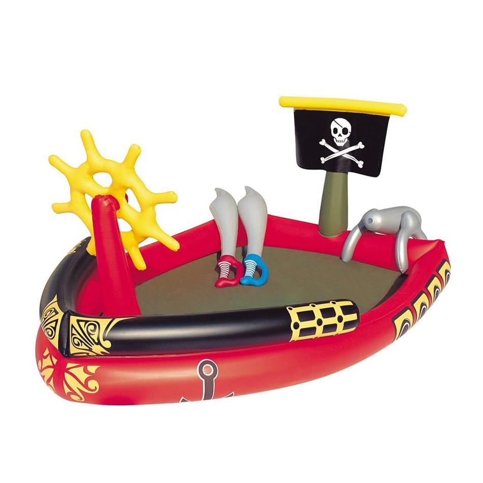 Piscina Nave dei Pirati Bestway 53041 Gonfiabile Play Center - Bild