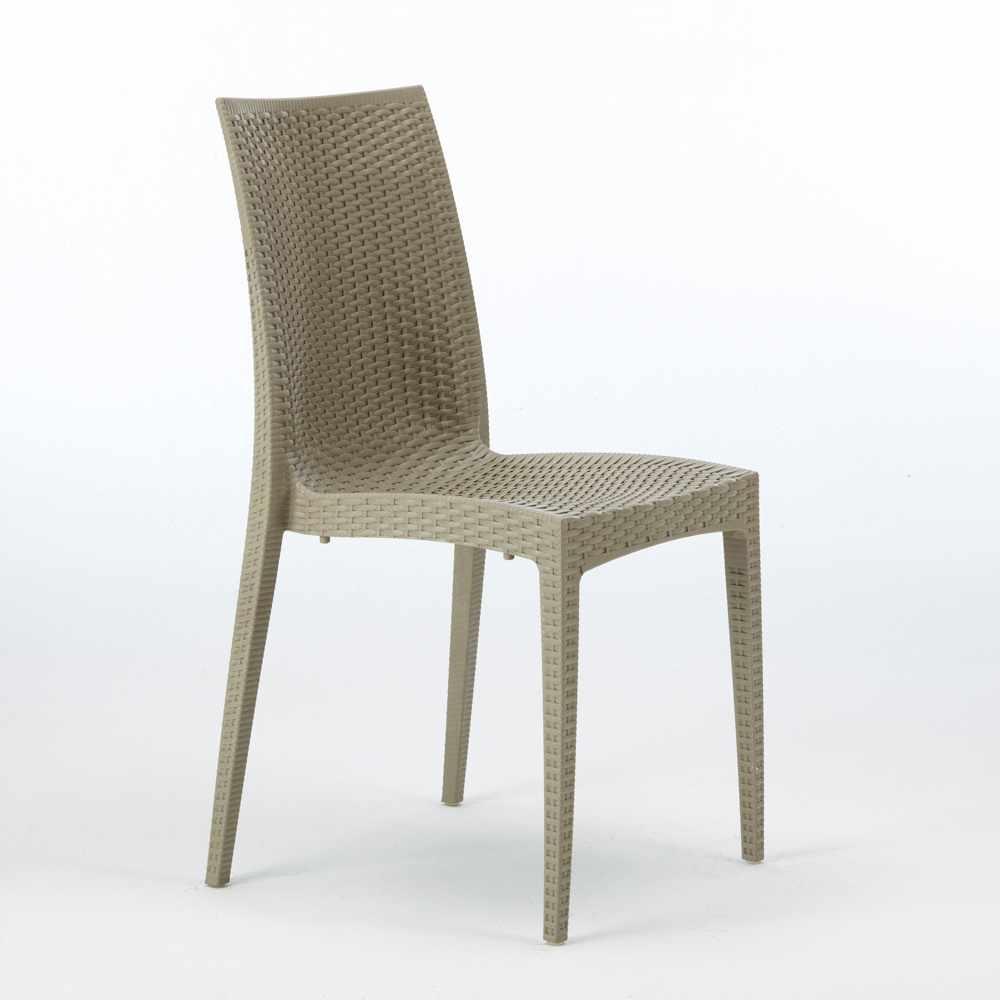 miniature 14 - Chaises de Jardin café bar empilable Bistrot Grand Soleil