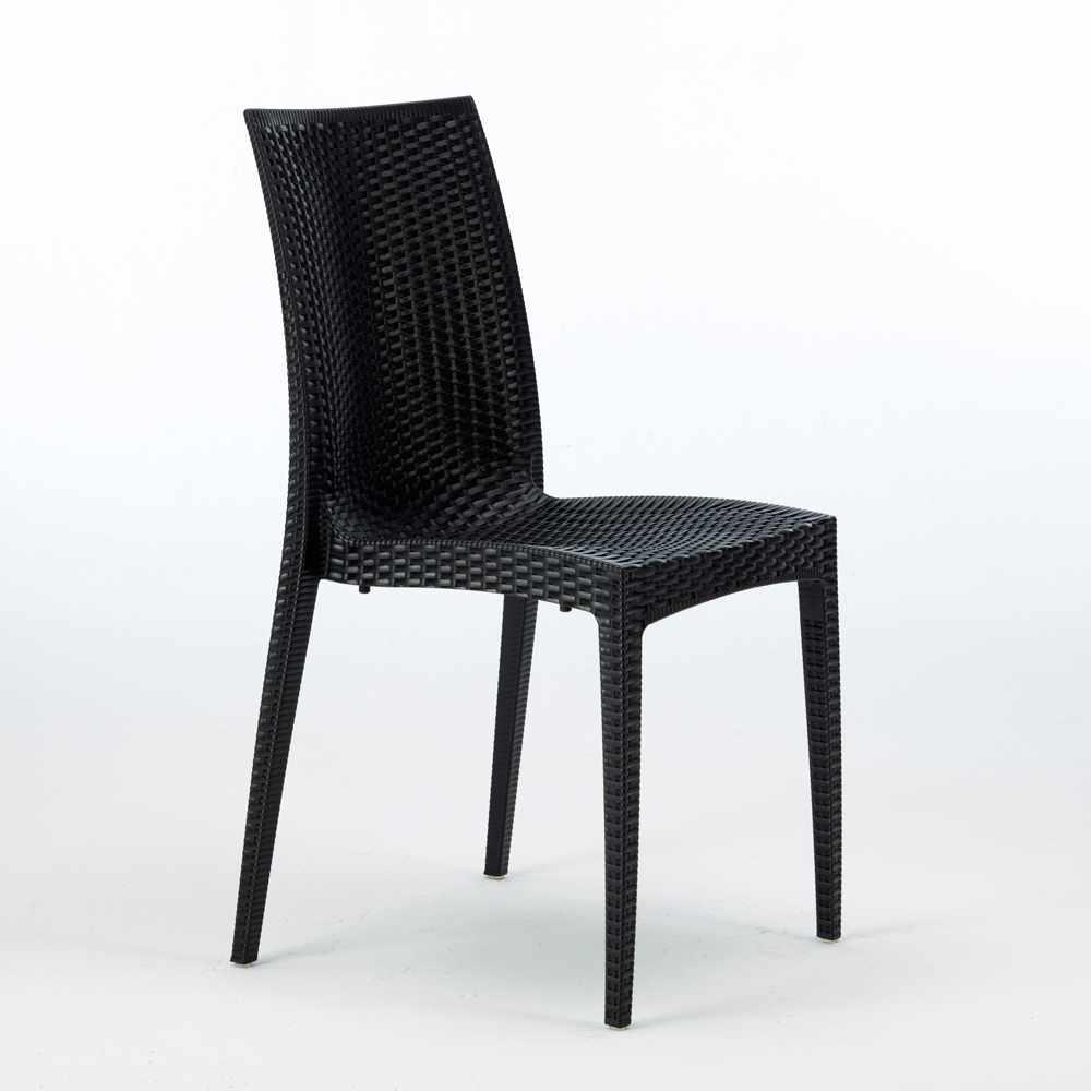 miniature 25 - Chaises de Jardin café bar empilable Bistrot Grand Soleil