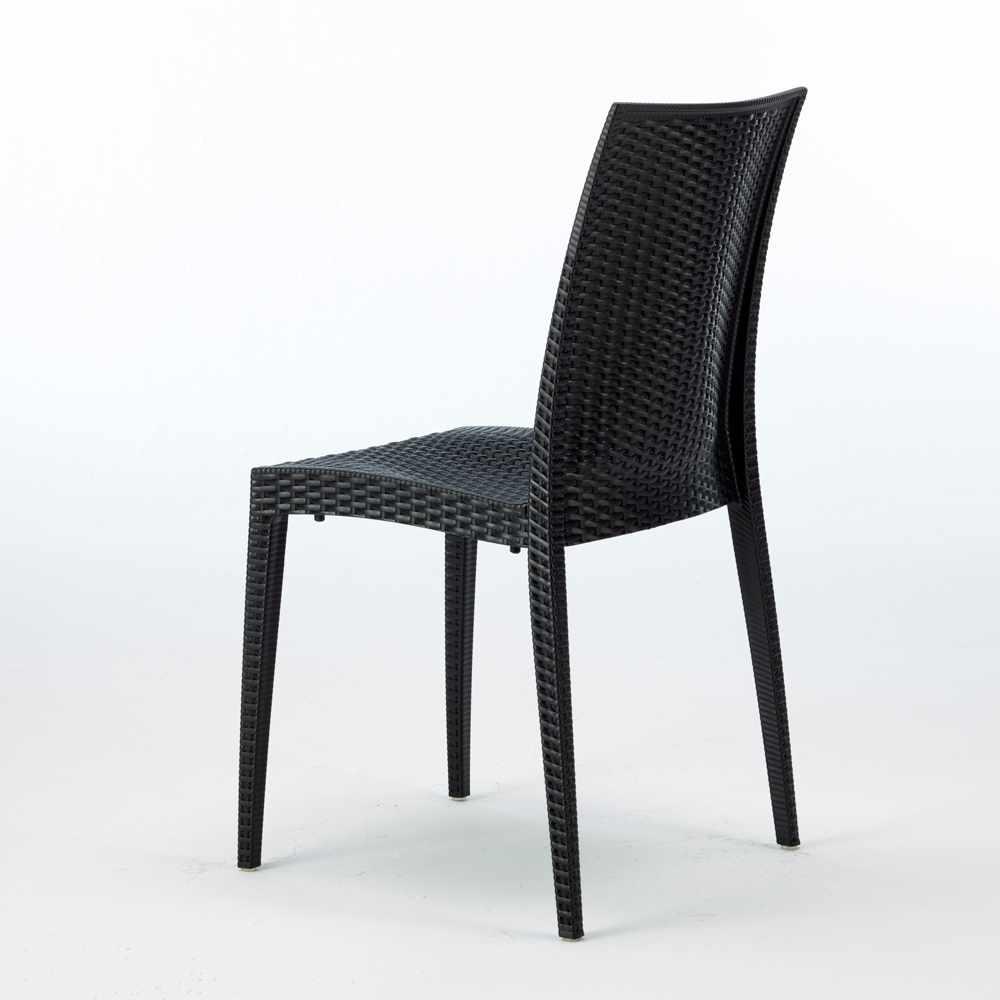 miniature 26 - Chaises de Jardin café bar empilable Bistrot Grand Soleil