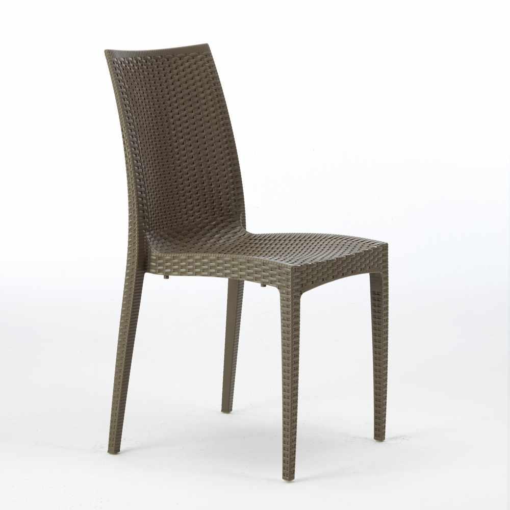 miniature 31 - Chaises de Jardin café bar empilable Bistrot Grand Soleil