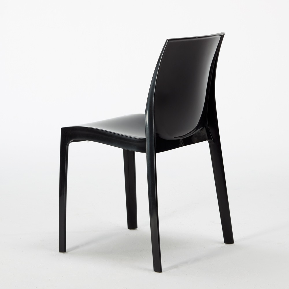 18 sedie design moderno ice grand soleil polipropilene for Offerta sedie design