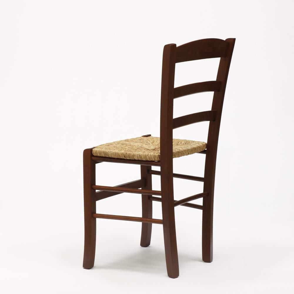 Lot-20-Chaises-Bar-Bois-Design-Vintage-PAESANA miniatuur 18