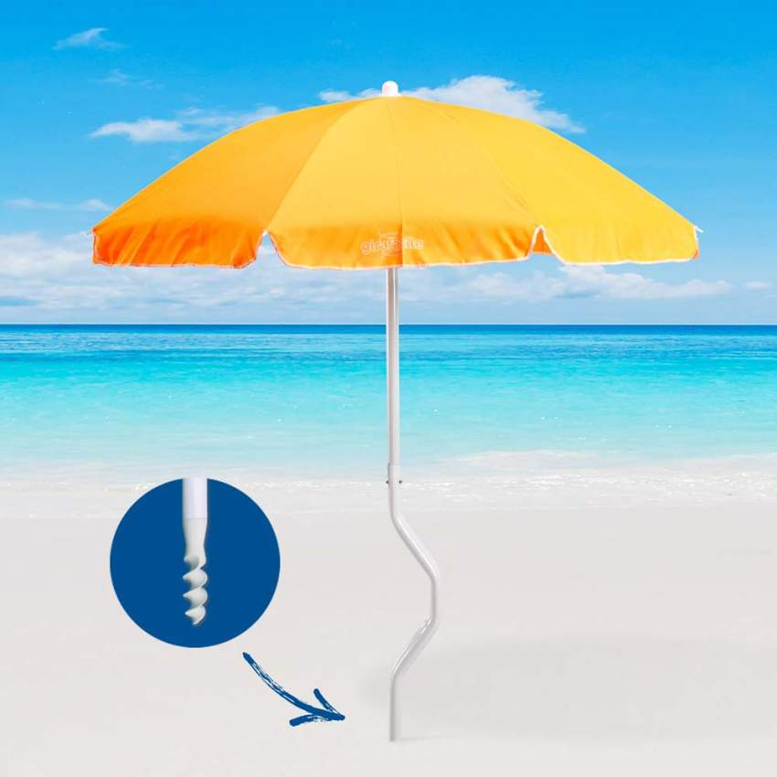 Sonnen/Strandschirm GiraFacile Baumwolle angeln 180 cm DIONISO - discount