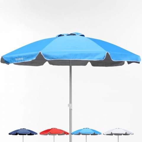 Offerte Ombrelloni Da Spiaggia.Ombrelloni Da Spiaggia E Mare In Alluminio Scopri Le Offerte