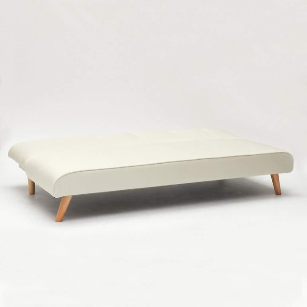 miniature 22 - Canapé-lit convertible 2 places Larimar en tissu pour le salon et le séjour