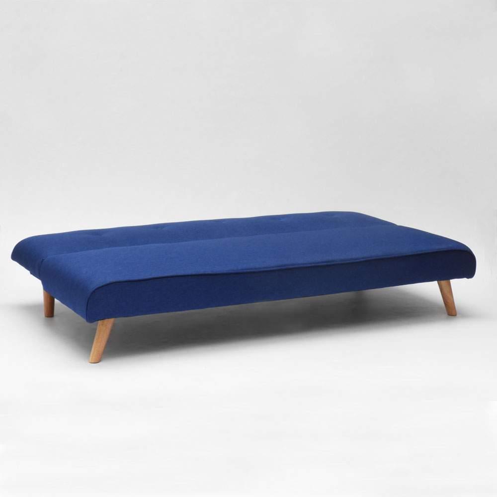 miniature 29 - Canapé-lit convertible 2 places Larimar en tissu pour le salon et le séjour