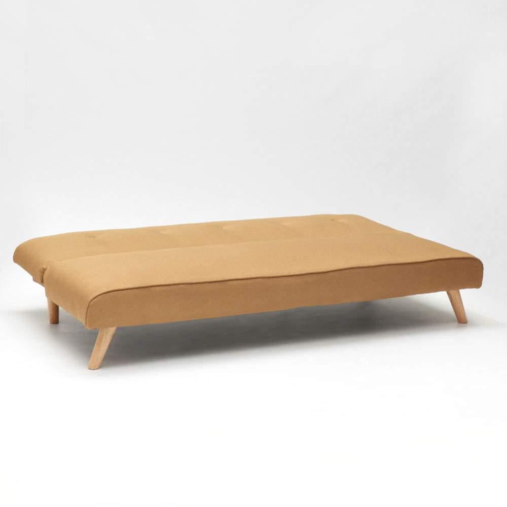 miniature 15 - Canapé-lit convertible 2 places Larimar en tissu pour le salon et le séjour