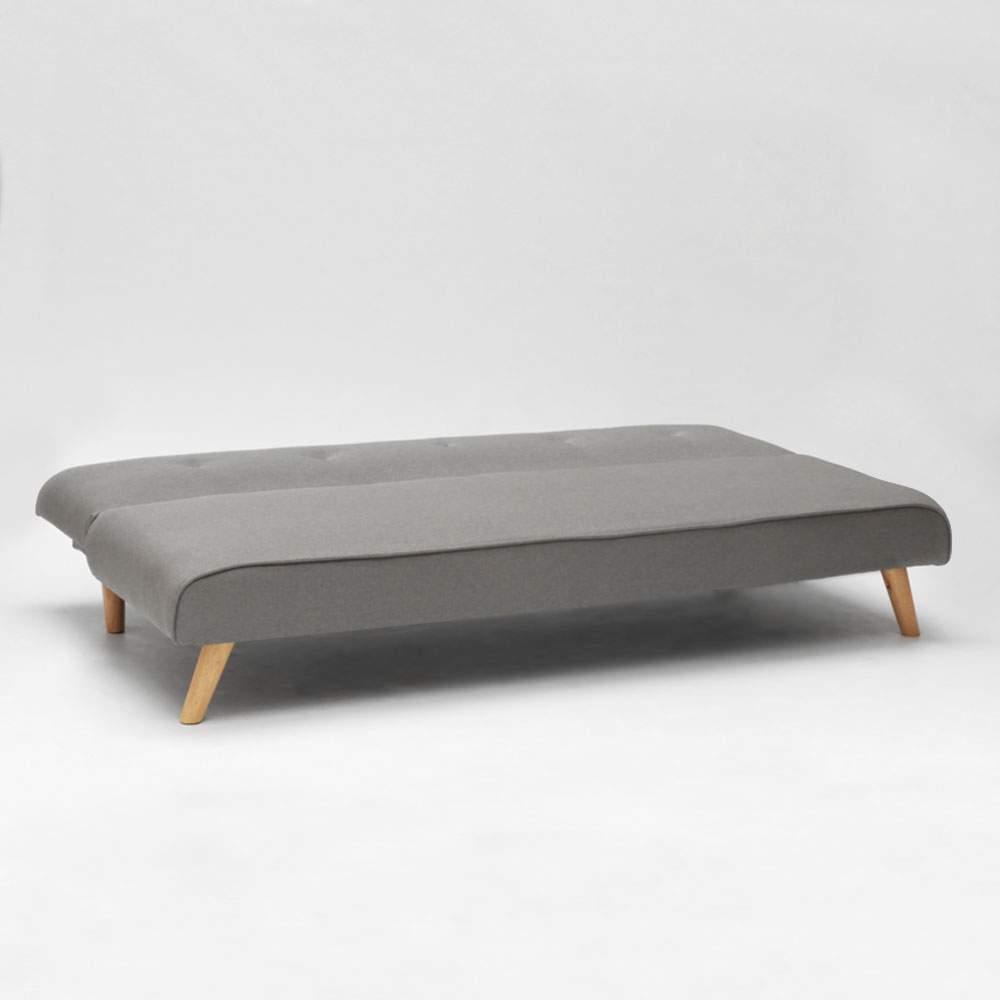 miniature 36 - Canapé-lit convertible 2 places Larimar en tissu pour le salon et le séjour