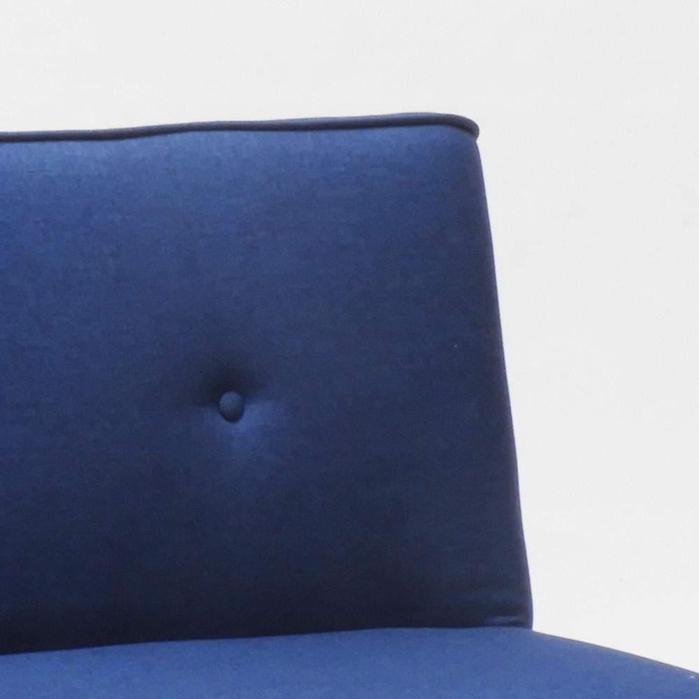 miniature 30 - Canapé-lit convertible 2 places Larimar en tissu pour le salon et le séjour
