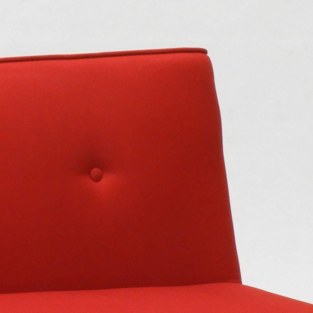 miniature 51 - Canapé-lit convertible 2 places Larimar en tissu pour le salon et le séjour