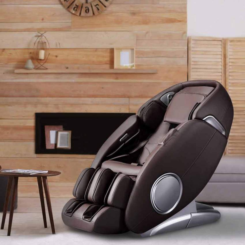 Chaise de massage professionnelle IRest Sl-A389 GALAXY EGG - immagine