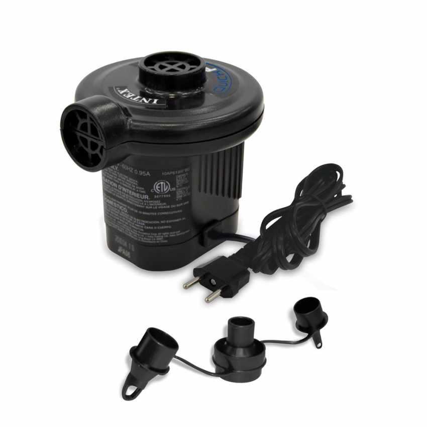 Pompa Elettrica per Gonfiabili Intex 66620 I.6 Quickfill - offerta