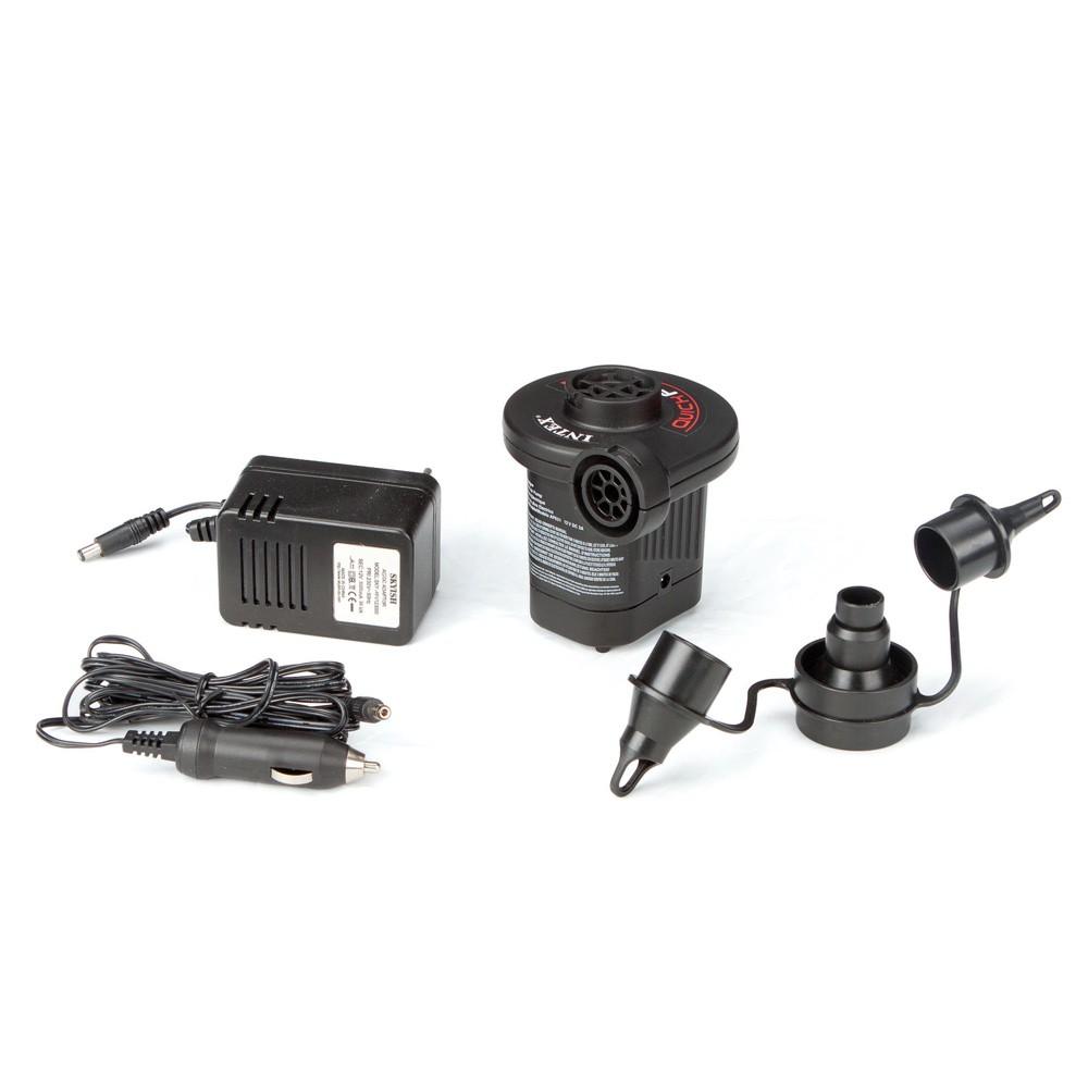 Pompa elettrica gonfiaggio prodotti Intex 66632 Quickfill presa corrente - discount